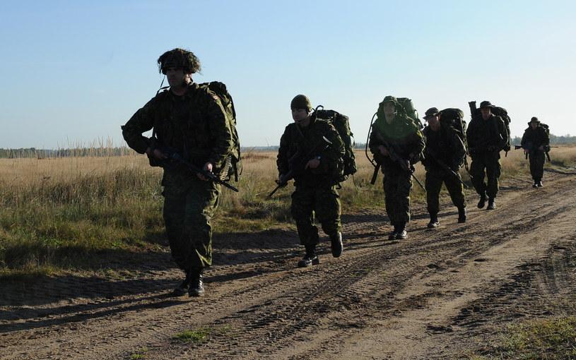 Ćwiczenia wojskowe Anakonda-14 na poligonie w Drawsku Pomorskim - zdjęcie ilustracyjne /Marcin Bielecki /PAP