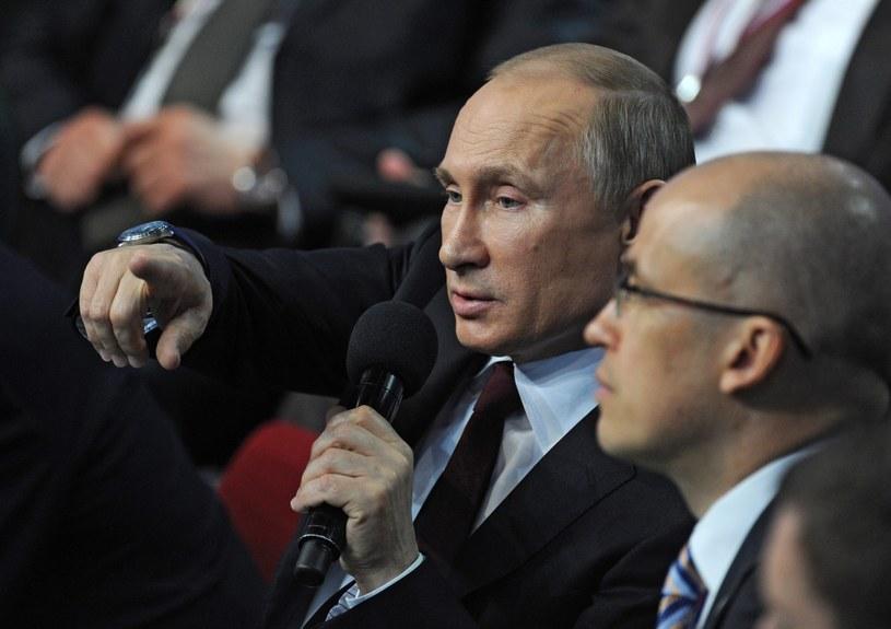 """""""Ćwiczenia wojskowe rosyjskich sił prowadzą do poważnej eskalacji napięcia w regionie"""" /PAP/EPA"""