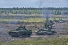 Ćwiczenia wojskowe Zapad-2017 weszły w nowy etap