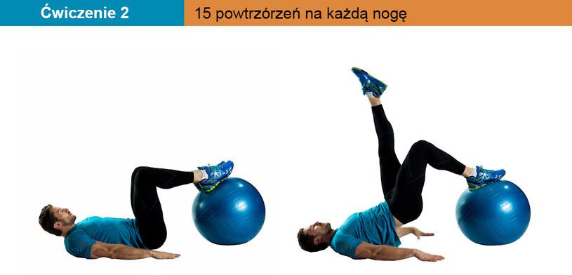 Ćwiczenie 2. /INTERIA.PL