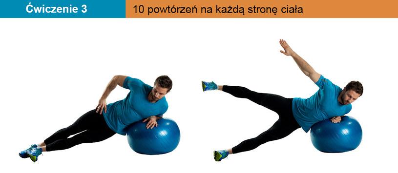 Ćwiczenie 3. /INTERIA.PL
