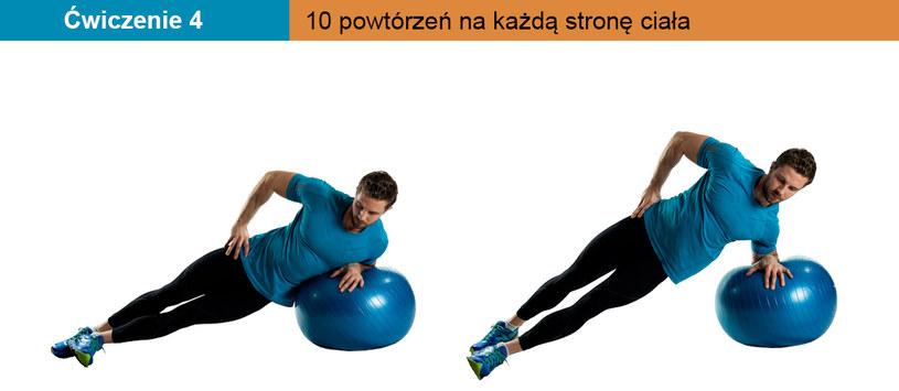 Ćwiczenie 4. /INTERIA.PL