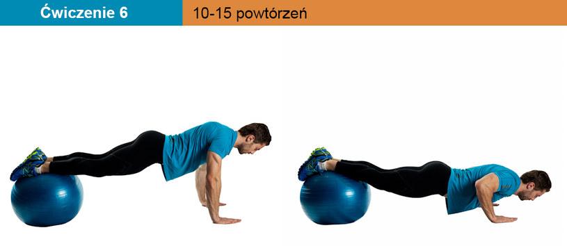 Ćwiczenie 6. /INTERIA.PL