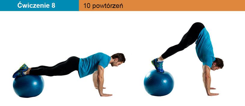 Ćwiczenie 8. /INTERIA.PL
