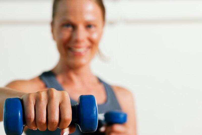 Ćwiczyć możesz bez wychodzenia z domu /© Panthermedia