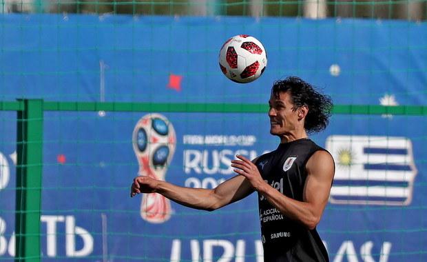 Ćwierćfinał mundialu: Ile dla drużyny Urugwaju znaczy Edinson Cavani?