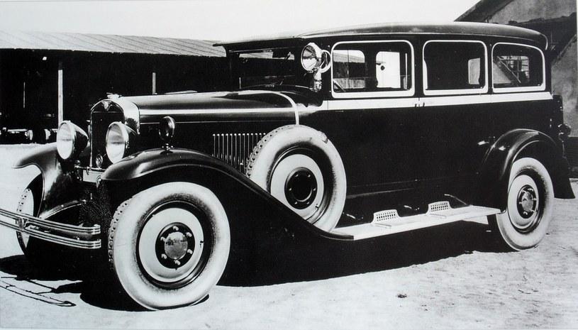 CWS T-1 z 1929 roku/ Krzysztof Chojnacki/ /East News