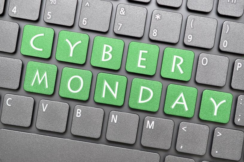 Cyber Monday - kiedy moda na Cyberpiątek przyjdzie do Polski? /123RF/PICSEL