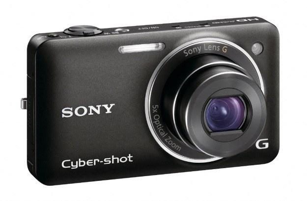 Cyber-shot DSC-WX5 /materiały prasowe
