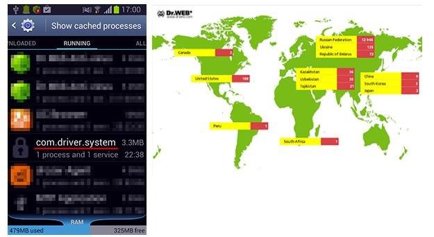Cyberprzestępcy mogą zatem za pomocą programu Android.Wormle.1.origin wykonywać różnego rodzaju zadania począwszy od wysyłania płatnych wiadomości SMS i kradzieży poufnych danych  do przeprowadzania ataków DDoS na różnych stronach internetowych /materiały prasowe