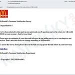 Cyberprzestępcy wykorzystują McDonald's