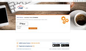 Cyberprzestępcy wzięli na cel klientów PGE