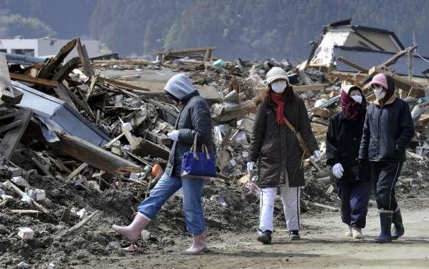 Cyberprzestępcy zaczęli masowo wykorzystywać zainteresowanie internautów tragedią w Japonii /AFP