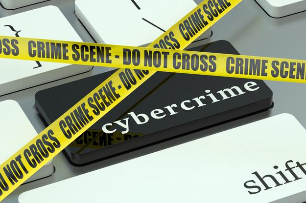 Cyberprzestępczość to poważny biznes /123RF/PICSEL