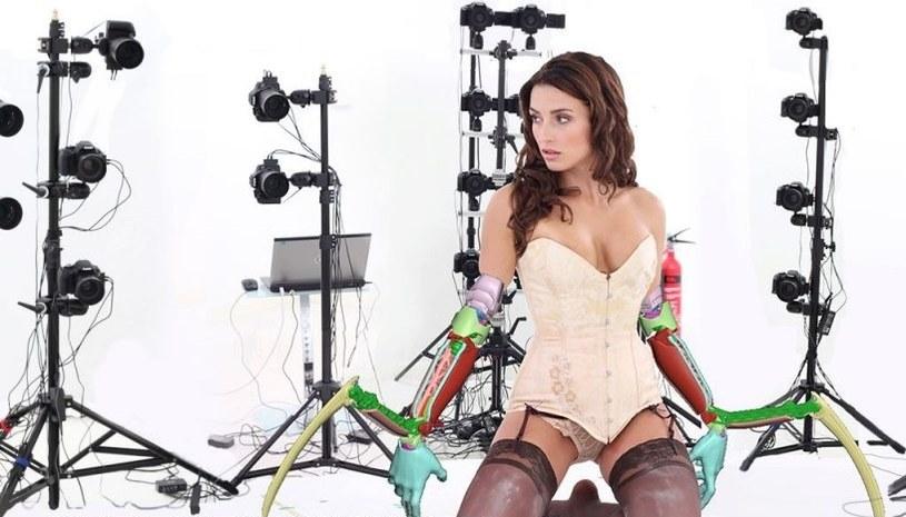 Cyberpunk 2077 - fragment sesji motion-capture do trailera gry /materiały źródłowe