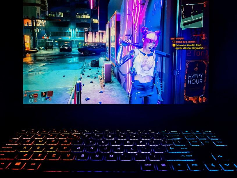 Cyberpunk 2077 - kod do gry został dostarczony przez GOG.com /INTERIA.PL