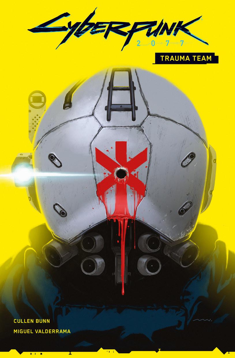 Cyberpunk 2077: Trauma Team /materiały prasowe