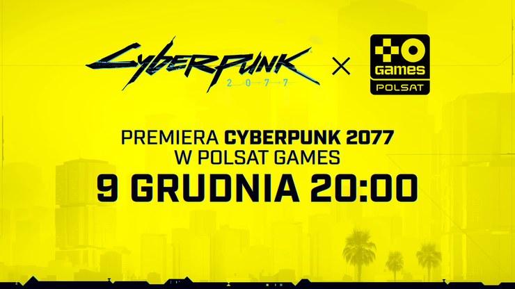Cyberpunk 2077 /Polsat News