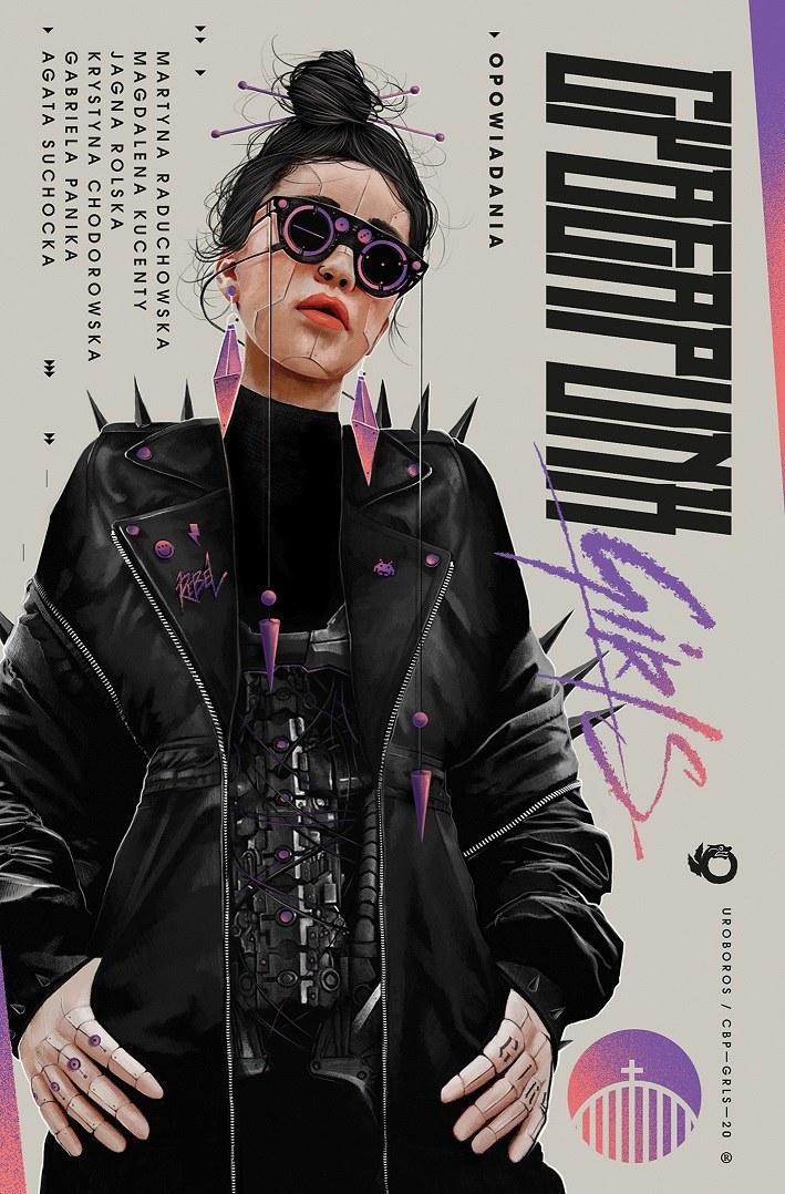 Cyberpunk Girls. Opowiadania /INTERIA.PL/materiały prasowe