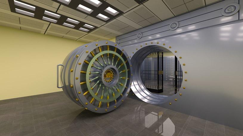 Cybersejf niektórych banków może być z łatwością otwarty /123RF/PICSEL