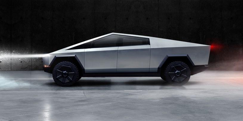 Cybertruck - najnowszy elektryczny pojazd firmy Tesla /materiały prasowe
