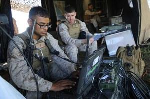 Cyberżołnierze w służbie US Marines