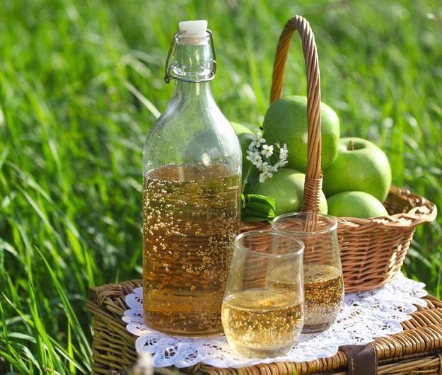 Cydr to sfermentowany napój niskoalkoholowy z jabłek /©123RF/PICSEL
