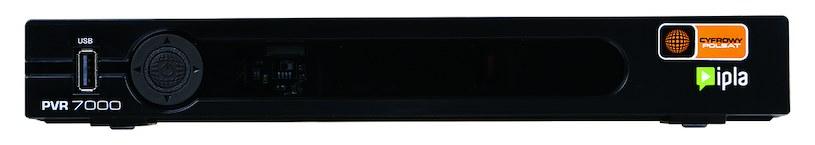 Cyfrowy Polsat: Nowe oprogramowanie dla dekoderów PVR HD 7000 /materiały prasowe