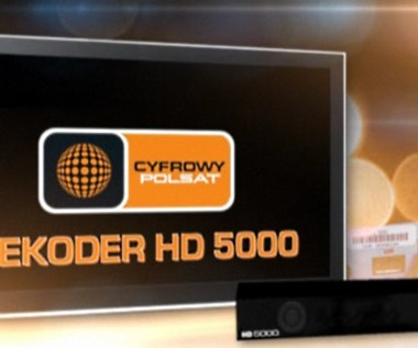 Cyfrowy Polsat: Zmiana parametrów iTV i nowe oprogramowanie dla dekodera HD 5000