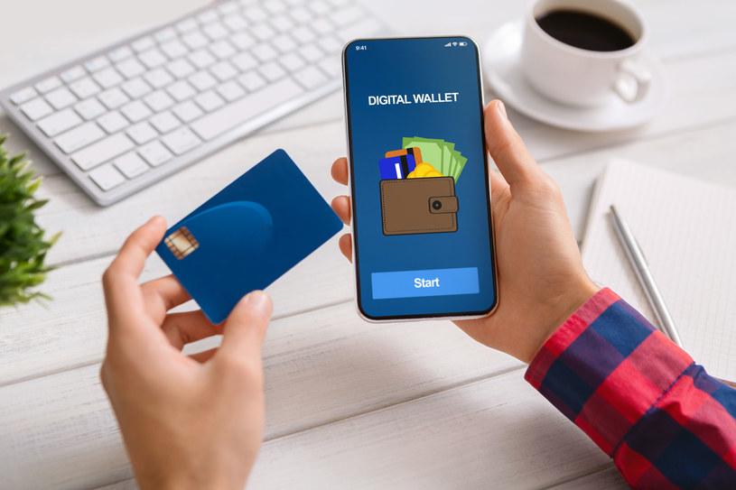 Cyfrowy portfel - zdjęcie ilustracyjne /123RF/PICSEL