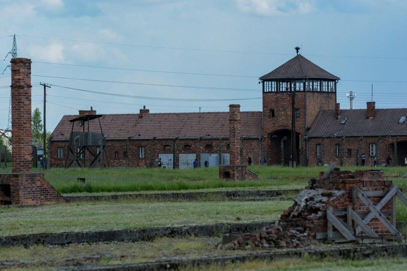 Cygański obóz rodzinny istniał w Birkenau od lutego 1943 do sierpnia 1944 roku /Mariusz Gaczyński /East News