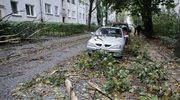 Cyklon Grzegorz szaleje nad Polską. Dwie osoby nie żyją