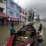 Cyklon Yaas nadciąga nad Indie. Ewakuowano ponad milion osób