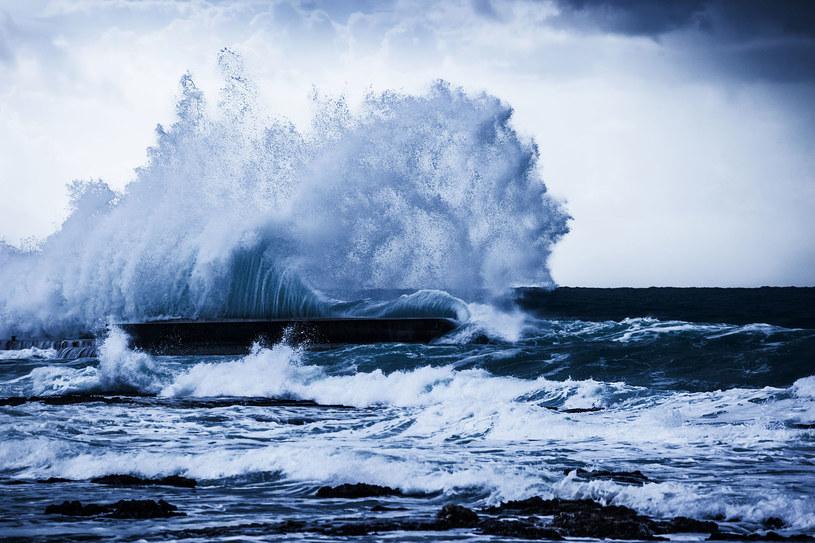 Cyklon zaliczony do kategorii 3 w pięciostopniowej skali osiągnął szybkość 170 km/godz. /123RF/PICSEL