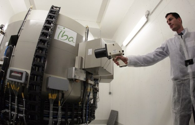 Cyklotron wykorzystywany do celów medycznych /AFP