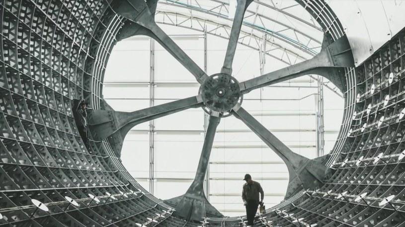 Cylindryczna część BFR /materiały prasowe