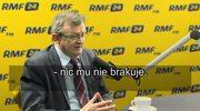 Cymański: Jacek Saryusz-Wolski nie budzi kontrowersji, nie jest przesiąknięty platformerszczyzną