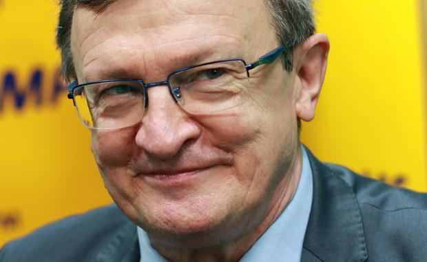 Cymański o odwołaniu Czarneckiego: Jestem wkurzony, bo to strzał w kolanko