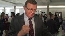 Cymański o skierowaniu wniosku o referendum edukacyjne do komisji sejmowej (TV Interia)