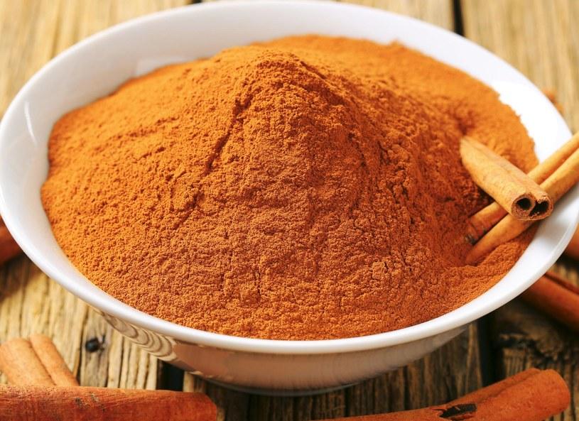 Cynamon naturalnie obniży cukier /Picsel /123RF/PICSEL