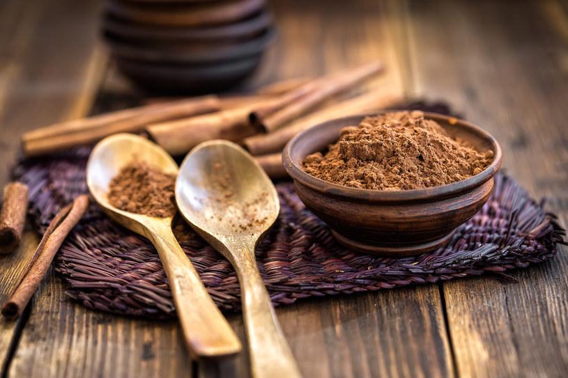 Cynamon zmniejsza łaknienie na słodycze /123RF/PICSEL