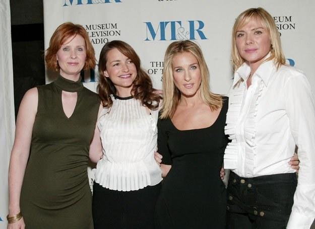 Cynthia Nixon, Kristin Davis, Sarah Jessica Parker i Kim Cattrall /Getty Images/Flash Press Media