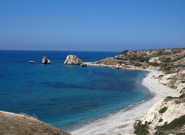 Cypr kusi nie tylko pogodą /AFP