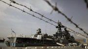Cypr: Okręty rosyjskiej Floty Pacyfiku wpłynęły do portu Limassol