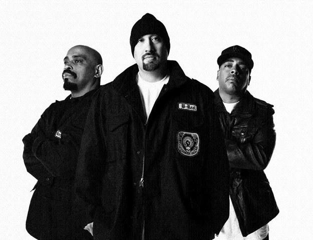 Cypress Hill wystąpią w lipcu w Gdyni /EMI Music Poland