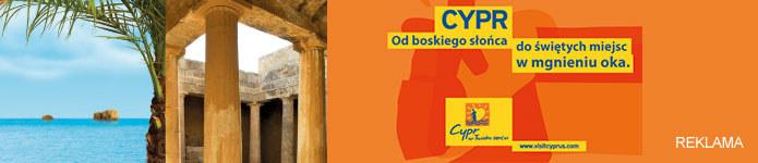 Cypryjska Organizacja Turystyczna /materiały promocyjne