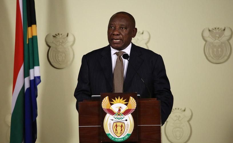 Cyril Ramaphosa /AFP