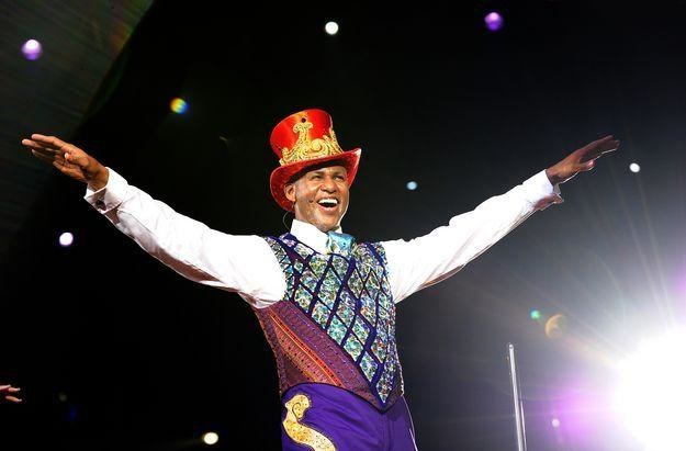 Cyrk Ringling Bros. and Barnum & Bailey /AFP
