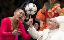 Cyrk w Watykanie. Wyjątkowy występ z udziałem papieża