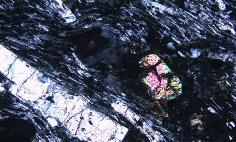 Cyrkony znalezione na Mauritiusie /materiały prasowe